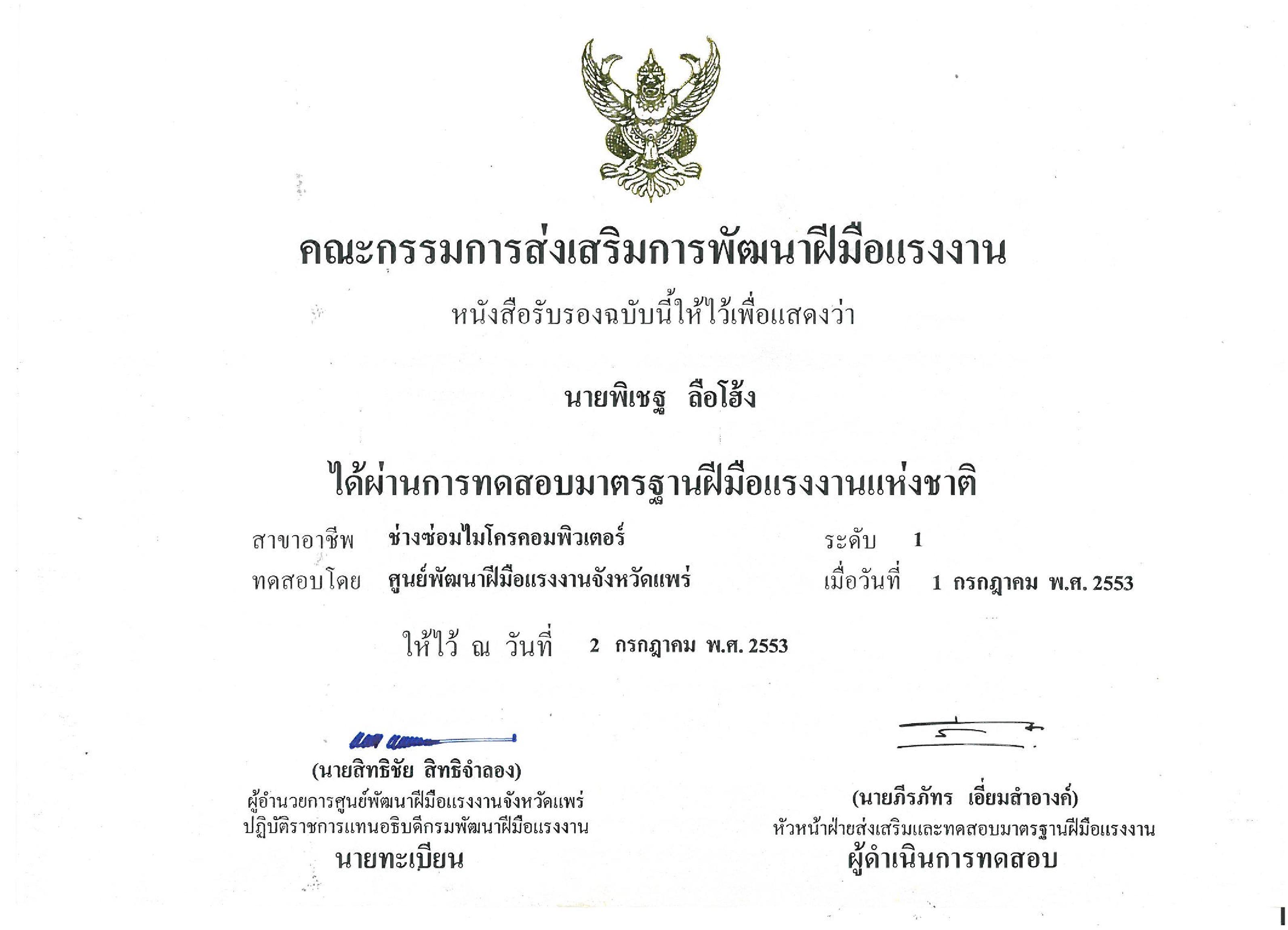 CertificateIT